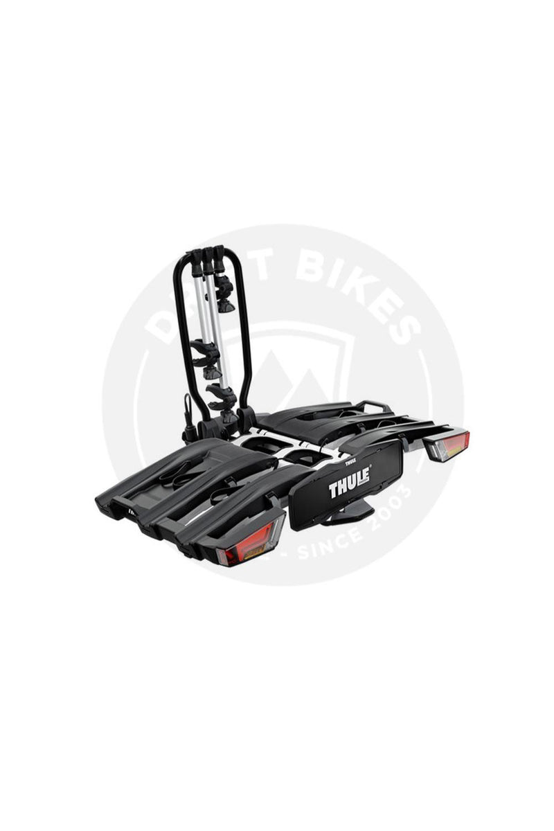 THULE 934AU EASY FOLD XT THREE BIKE CARRIER 13PIN AU