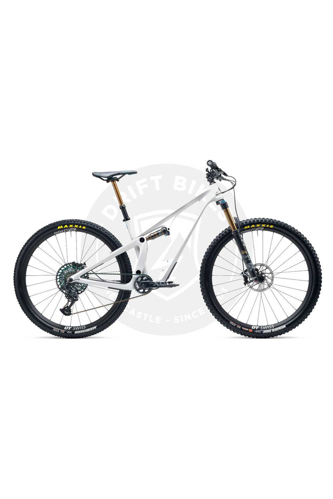 2021 YETI SB115 CS TS GX Eagle Build Mountain Bike