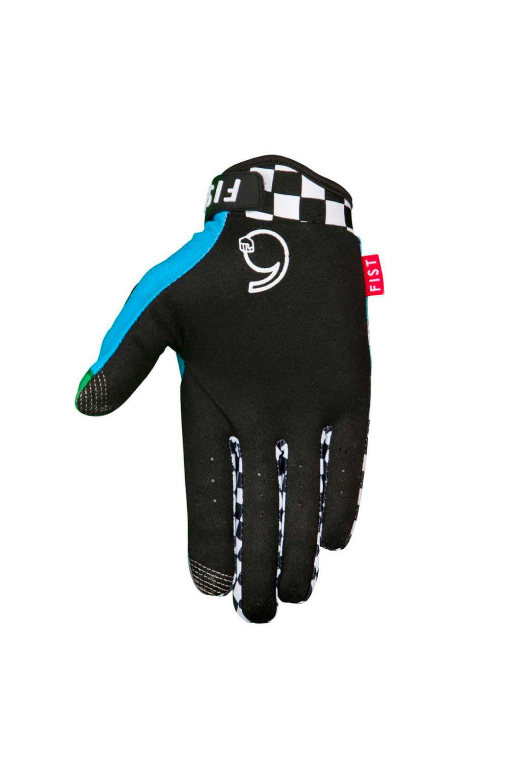 FIST Caroline Buchanan 68 Strapped MTB Bike Gloves