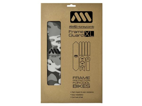 ALL MOUNTAIN STYLE FRAME GUARD X-LARGE