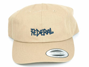 Federal Dad Cap / Khaki