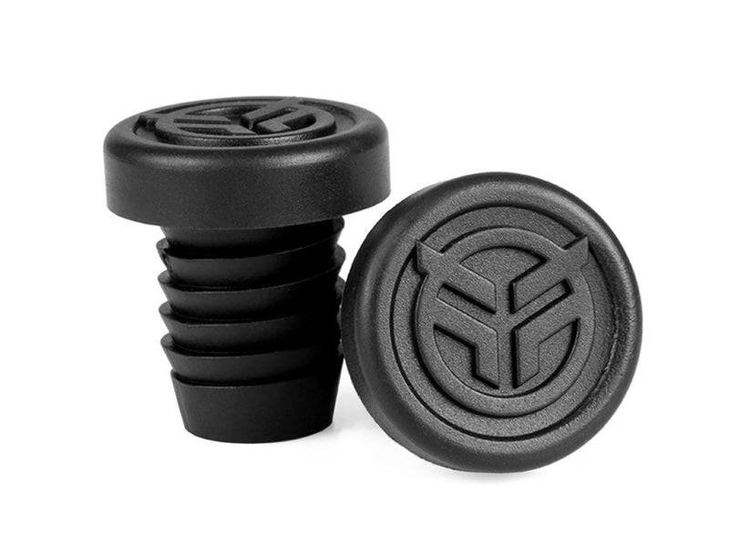 Federal Rubber Bar Ends / Black