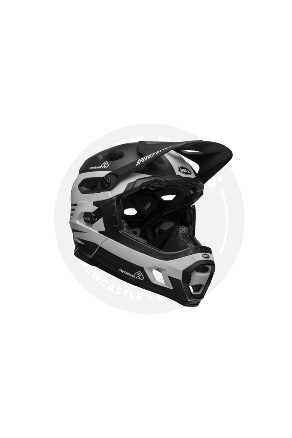 Bell Super Downhill Adult MIPS Mountain Bike Helmet