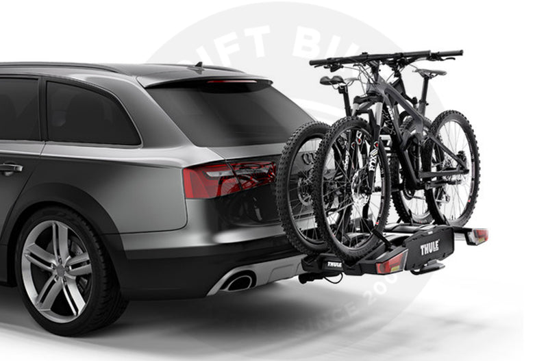 THULE 933AU EASY FOLD XT TWO BIKE CARRIER 13PIN AU