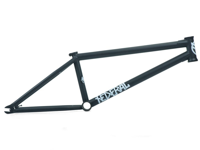 Federal Bruno 2 Frame / Matte Black / 21.25TT