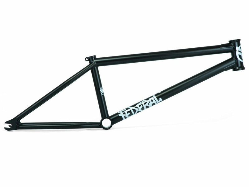 Federal Bruno 2 Frame / Satin Black / 21.25TT