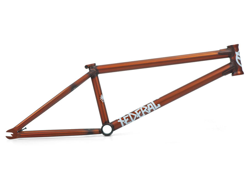 Federal Bruno 2 Frame / Matt Clear Burnt Orange / 20.85TT