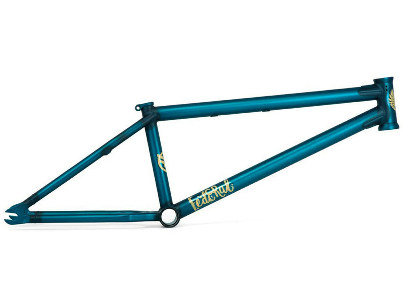 Federal Perrin ICS Frame / Matte Clear Teal / 20.75TT