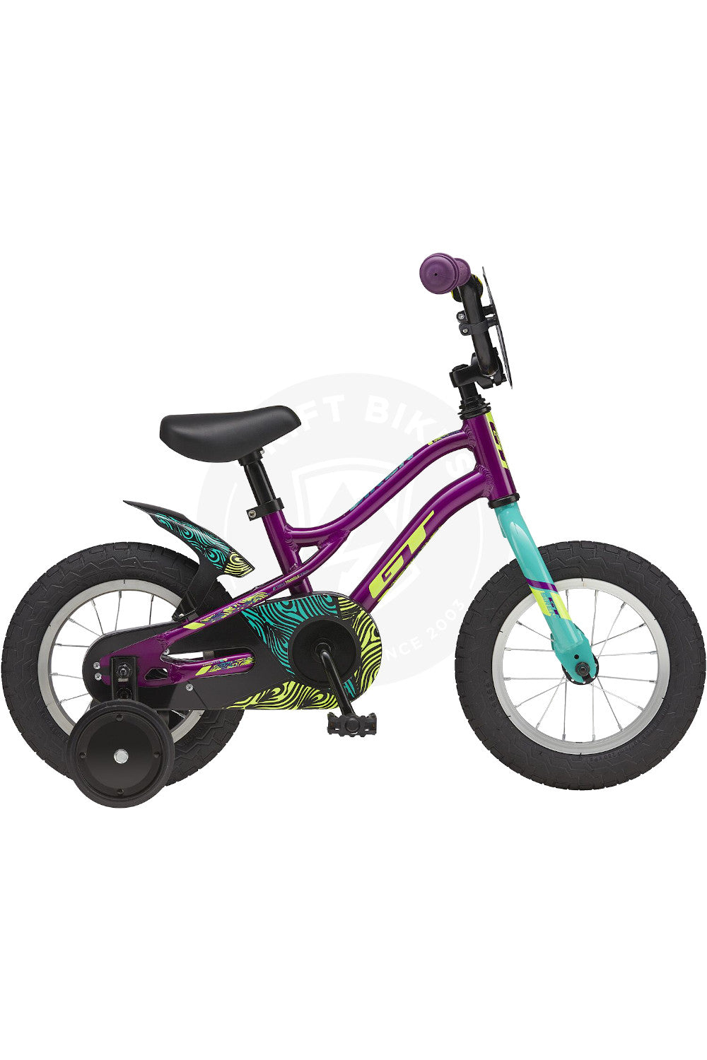 "GT Bicycles 2020 SIREN 12"" Kids Balance Bike"