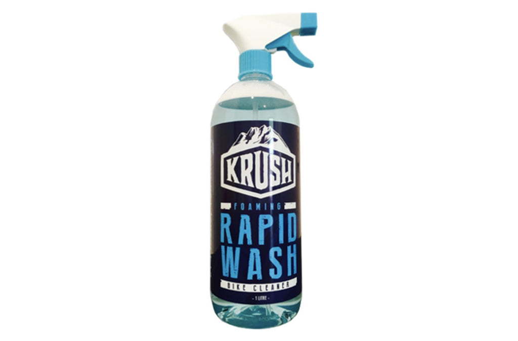 Krush Rapid Mountain Bike Wash 1 Litre