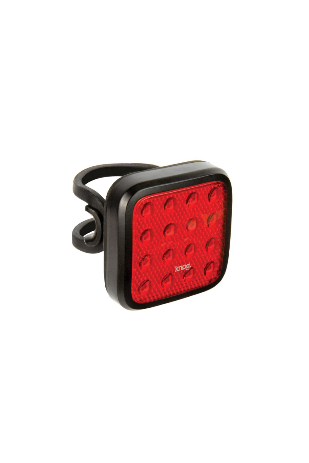 LIGHT KNOG BLINDER MOB, KID GRID, BLACK, REAR