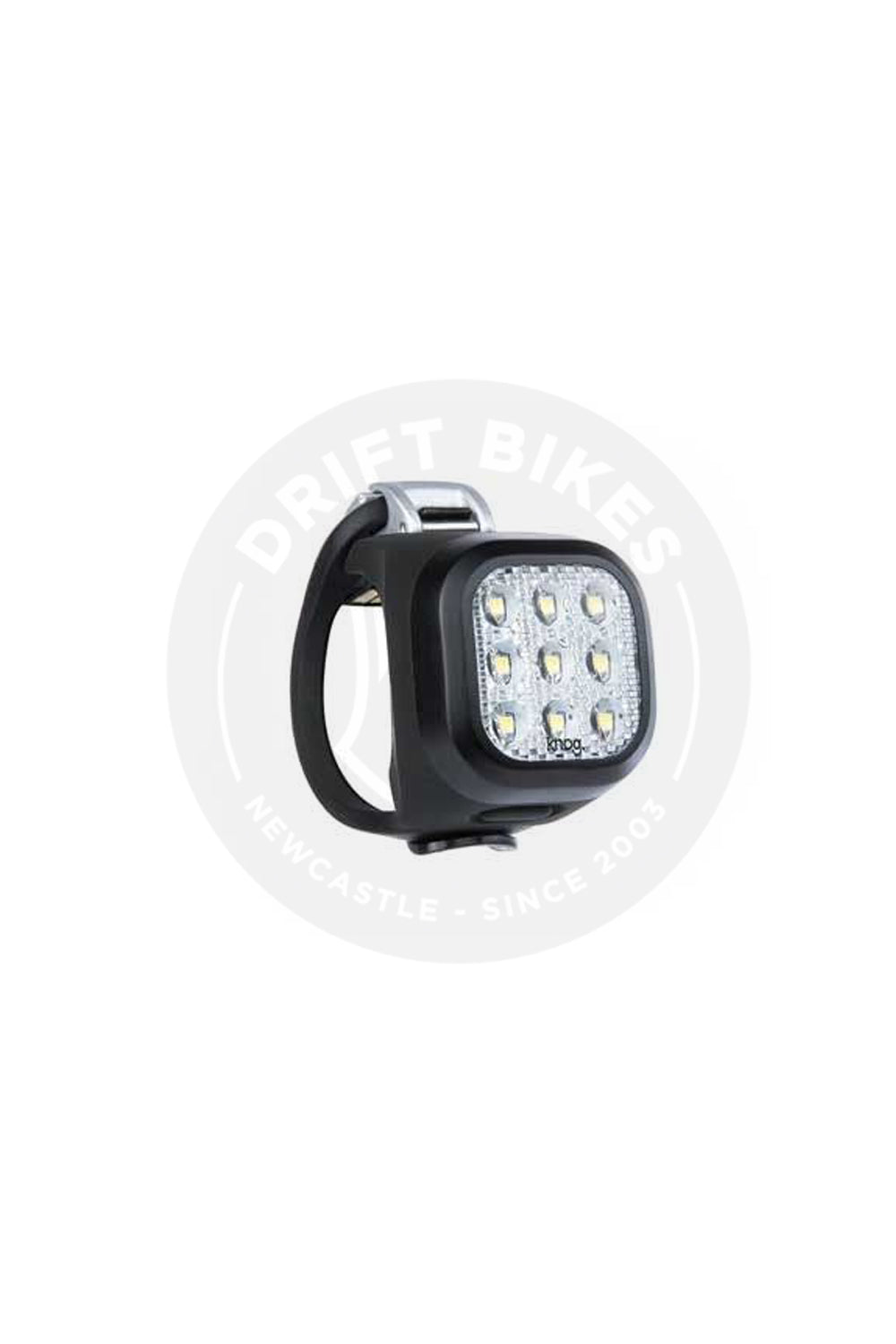 Light Knog Blinder Mini Niner Black Front
