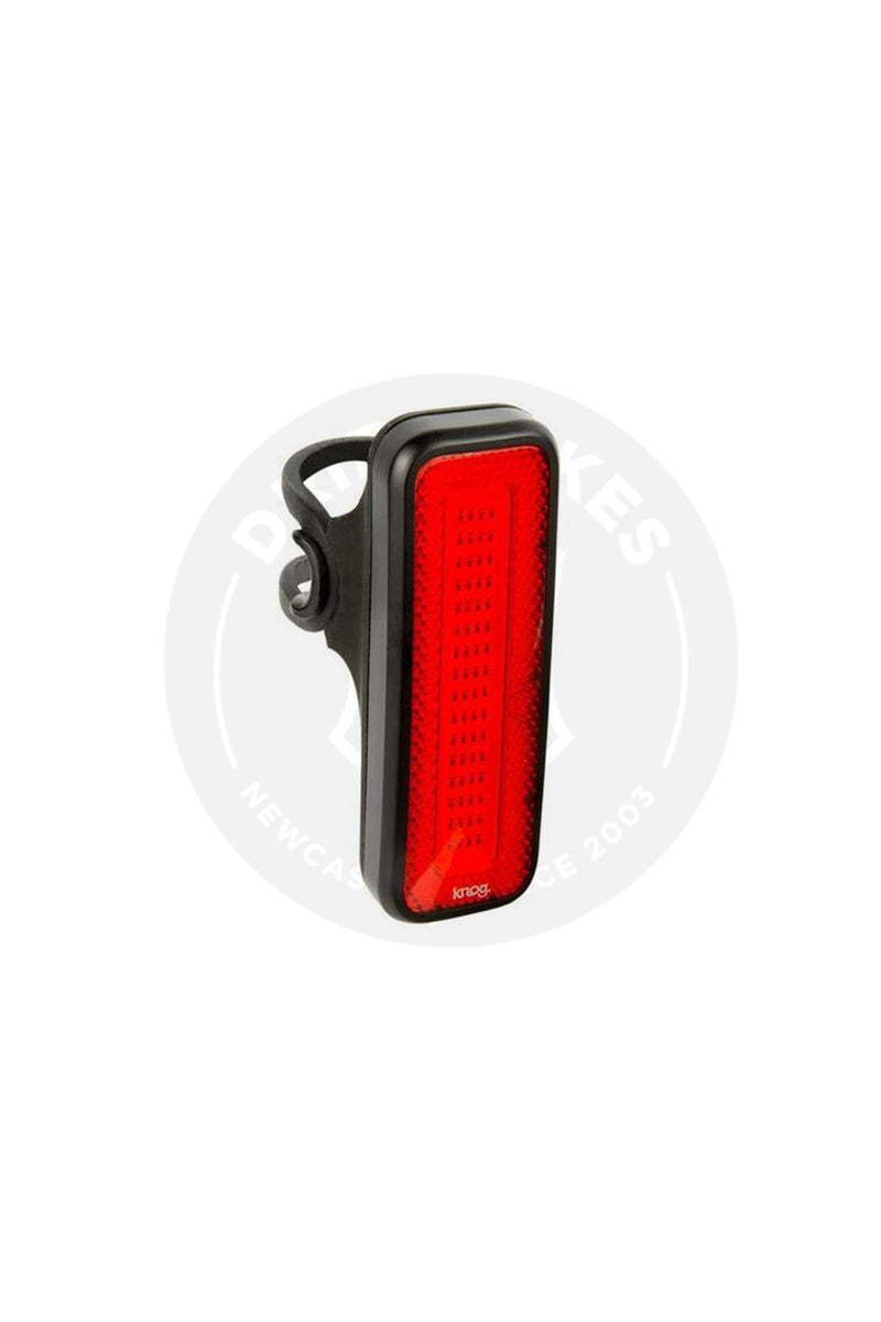 Light Knog Blinder Mob V Mr Chips Black Rear