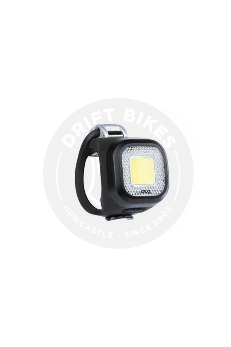 Light Knog Blinder Mini Chippy Black Front