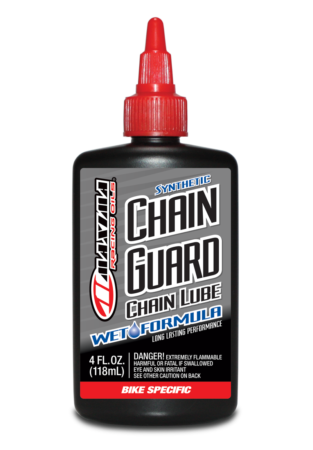 MAXIMA BIKE SYN CHAIN GUARD WET FORMULA 120ML 4 OZ