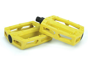 Federal Command Plastic Pedal / Yellow / 9/16in