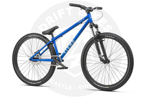 "Radio 2019 Fiend 26"", 22.6"" TT  Matt Metallica Blue"