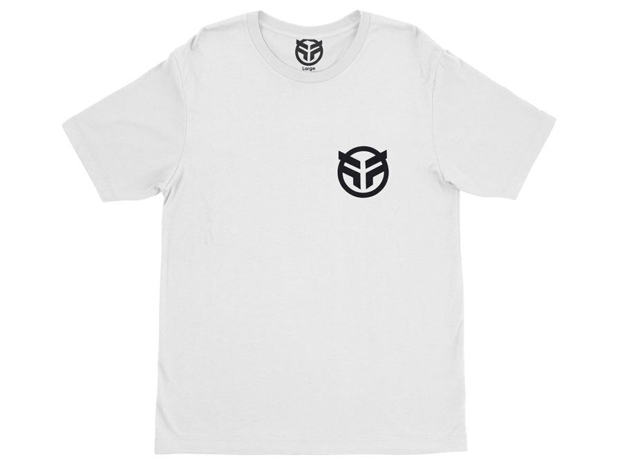 Federal FTS T-Shirt / White / L