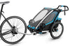 THULE CHARIOT SPORT 1 CHILD BLUE