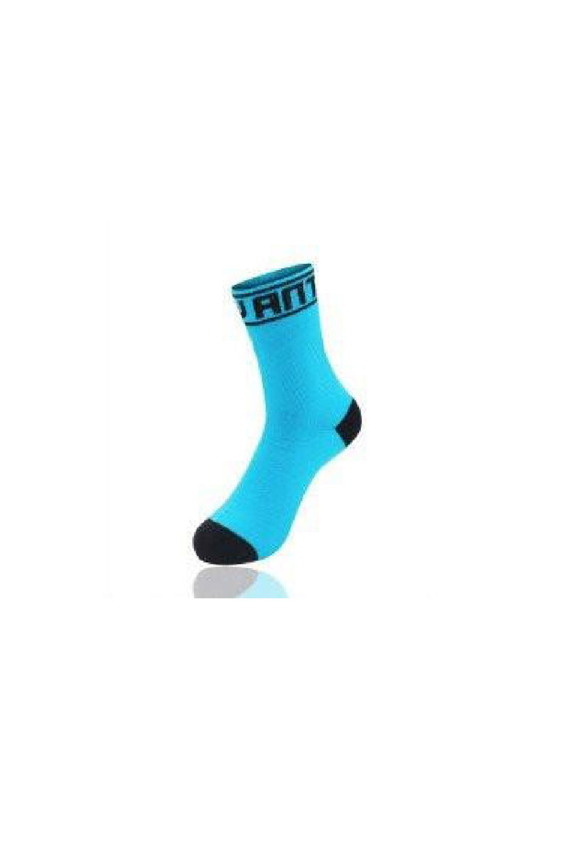 ANTU BAMBO WATERPROOF SOCK BLUE