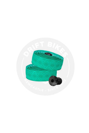 Supacaz Handlebar Bike Tape Super Sticky Kush Aqua