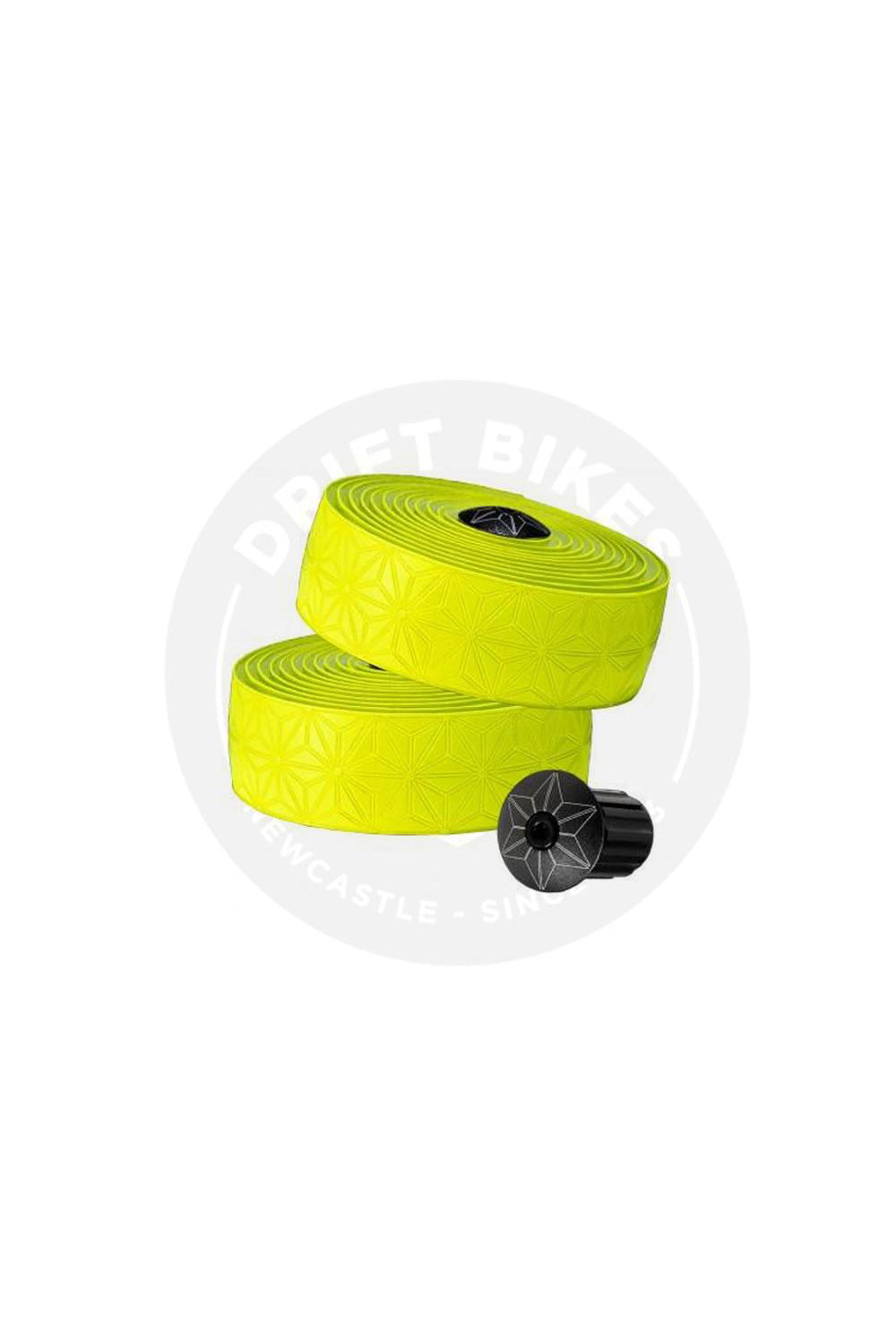 Supacaz Handlebar Bike Tape Super Sticky Kush Neon Yellow