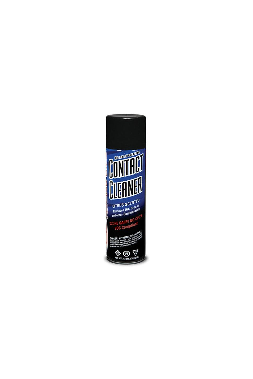 Maxima Mountain Bike Citrus Contact Cleaner 369gm/13oz