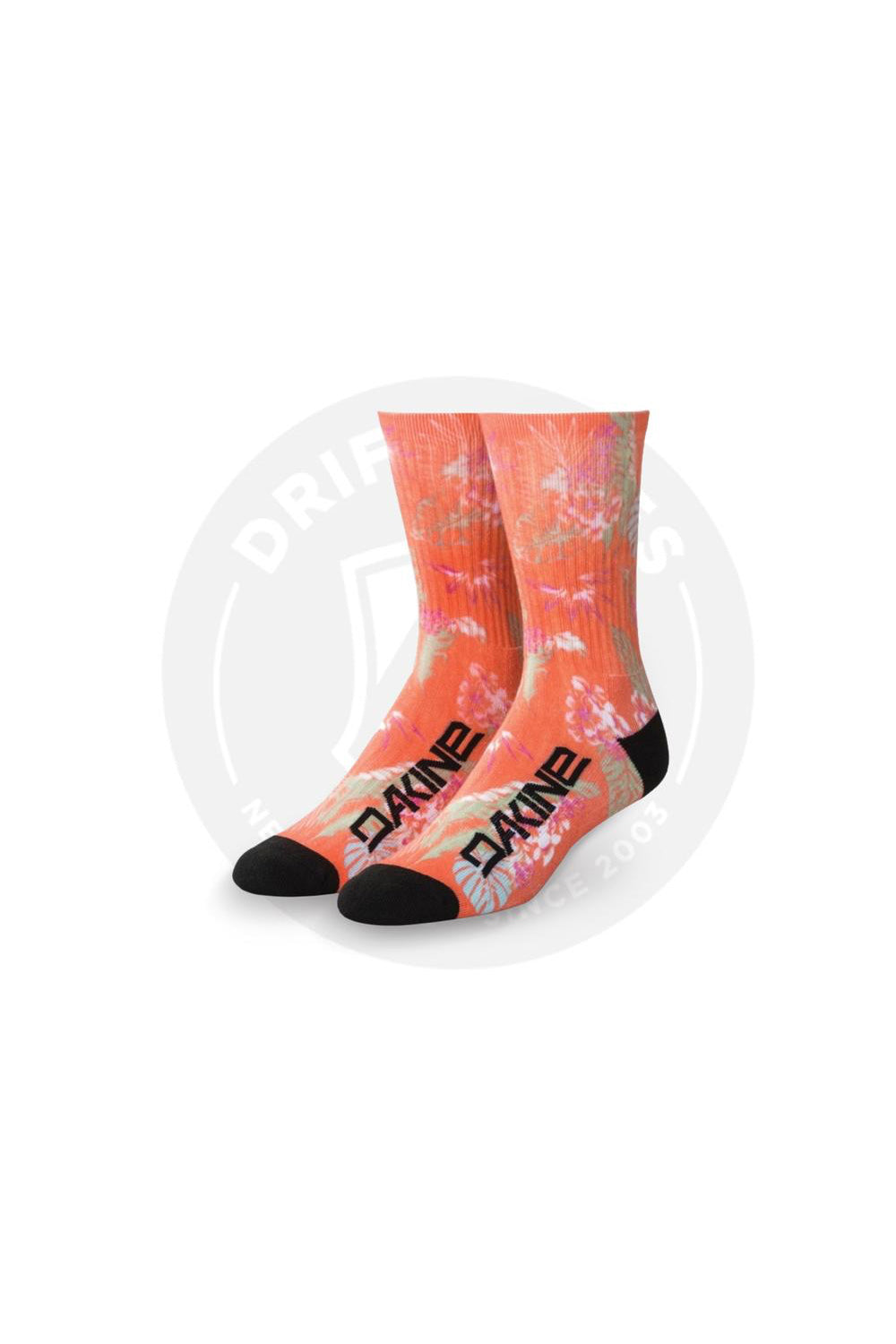 Dakine Booker Socks Waikiki - One Size