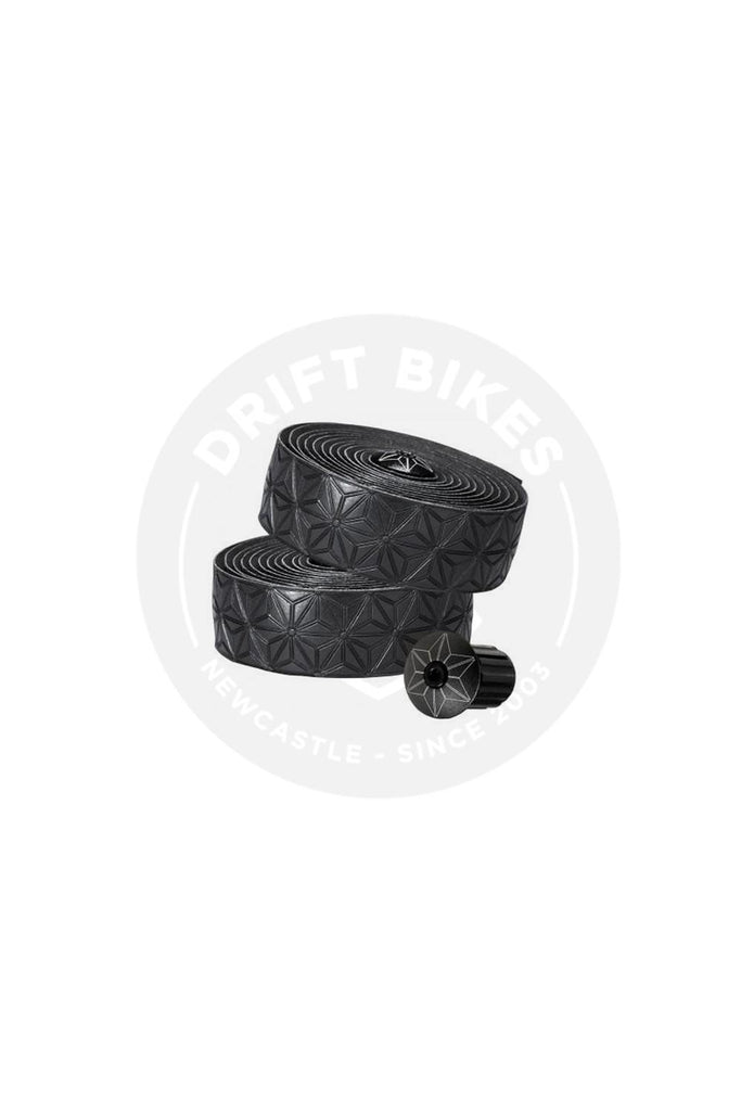 Supacaz Handlebar Bike Tape Super Sticky Kush Black