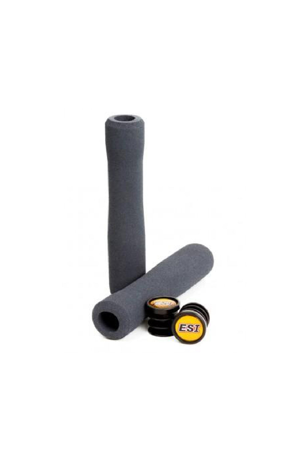 ESI Fit Bike Grips Edge Black