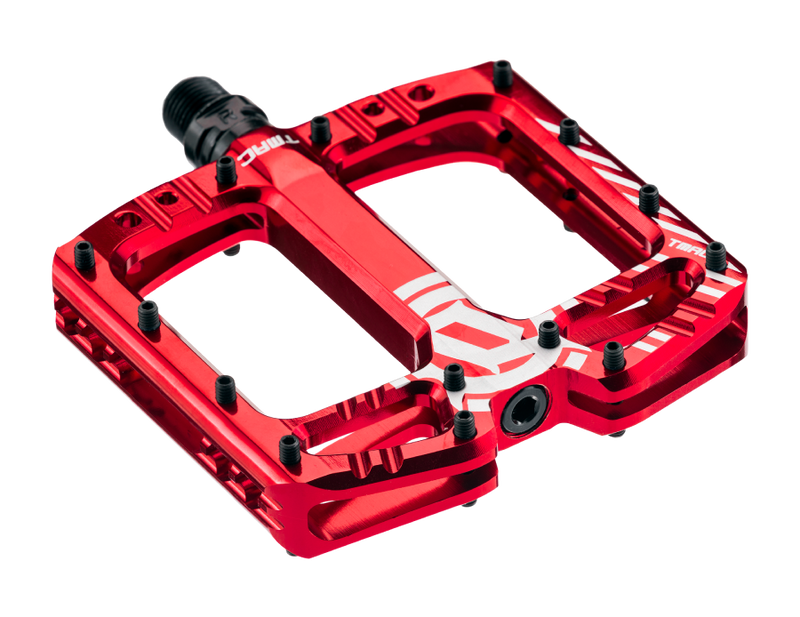 TMAC PEDAL - RED