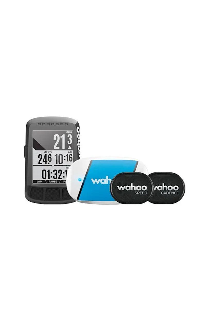 WAHOO ELEMNT BOLT GPS BIKE COMPUTER, HRM/SPEED/CADENCE BUNDLE
