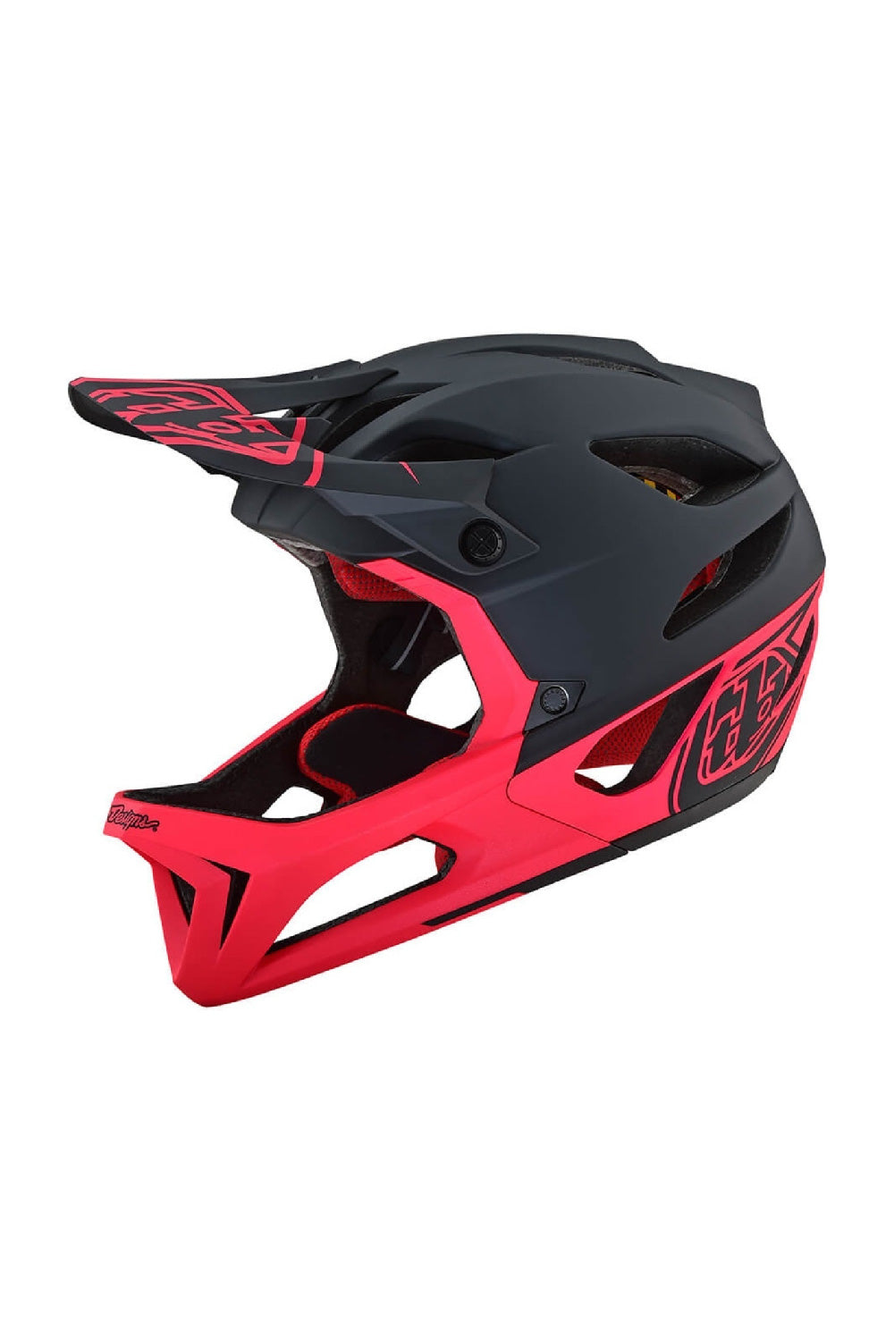 TROY LEE DESIGNS, 19 STAGE STEALTH HELMET MIPS