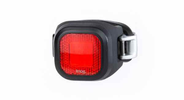 LIGHT KNOG BLINDER MINI CHIPPY, BLACK, REAR