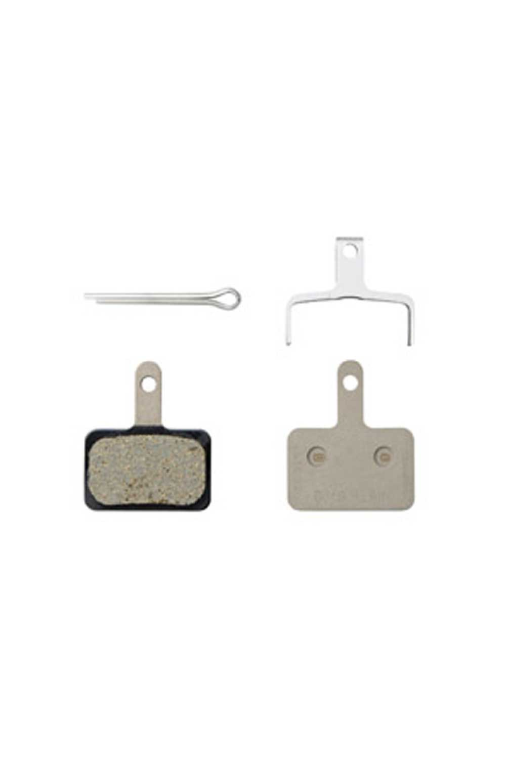 Shimano BR-MT400 B01S Resin Brake Pads Disc
