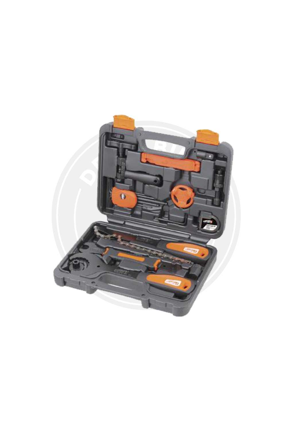 Super B - 21 Piece Tool Set With Case