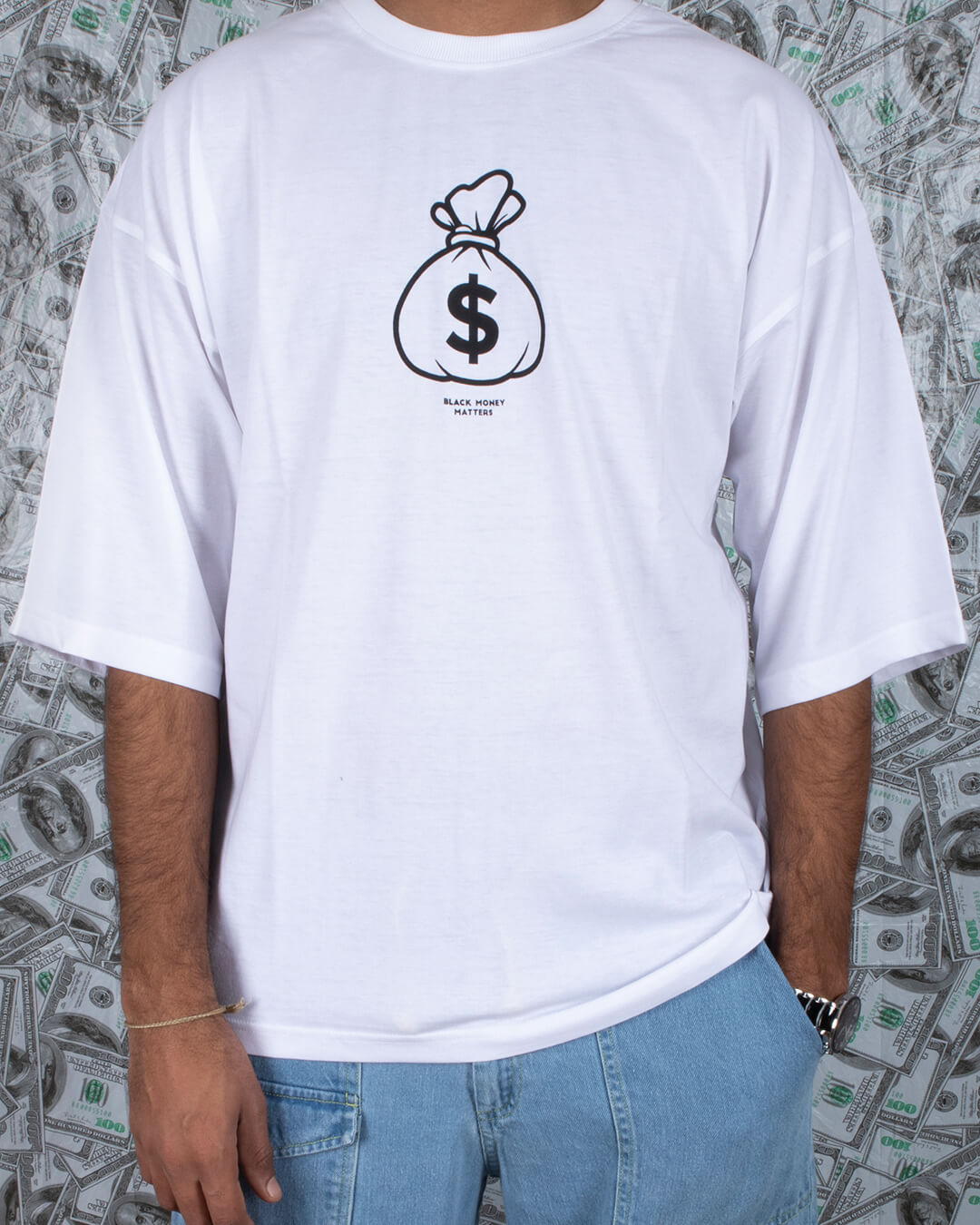 BLACK MONEY MATTERS TEE