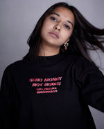 MONEY>NUDES Crewneck