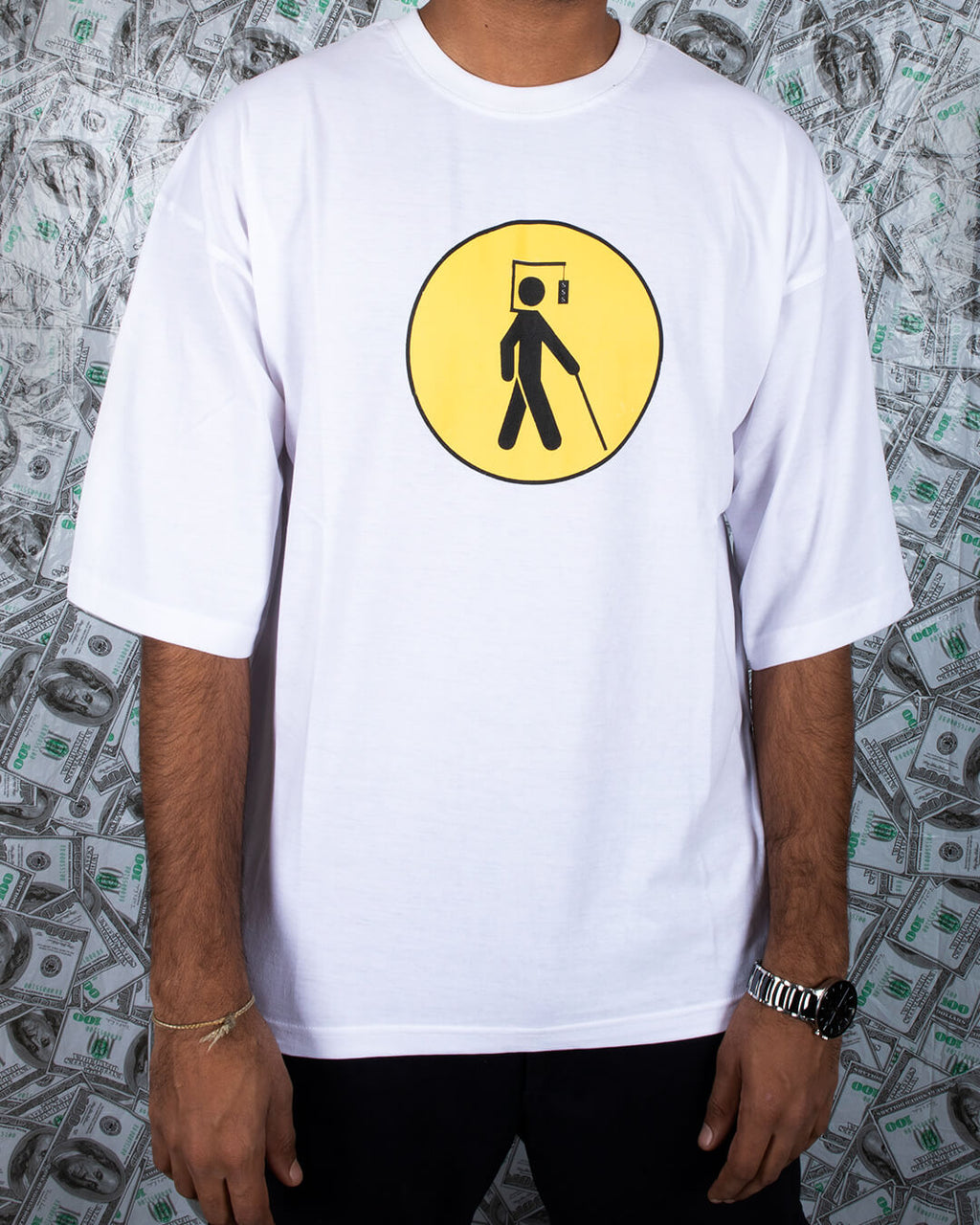 MONEY-->BLINDNESS TEE
