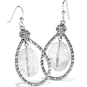 Brighton Rajasthan Garden Drop French Wire Earrings JA6831