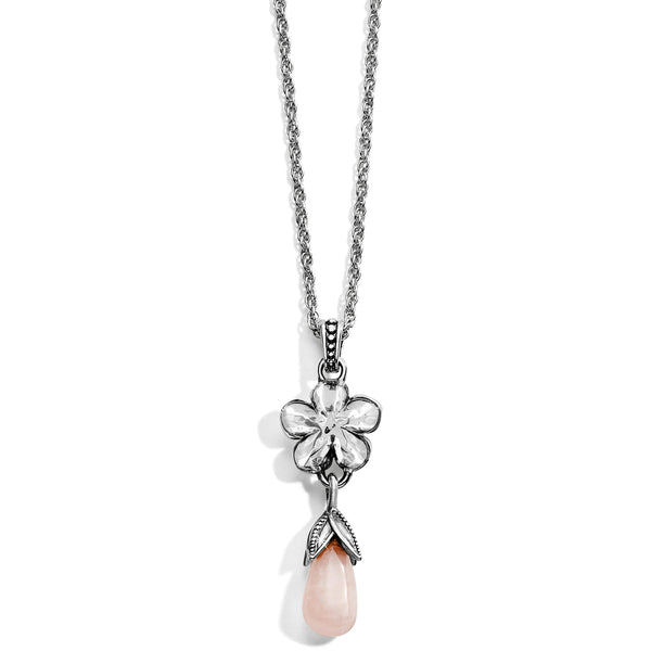 Brighton Sakura Breeze Teardrop Necklace JM3253