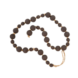 Beads, Wooden Prayer, Coffee