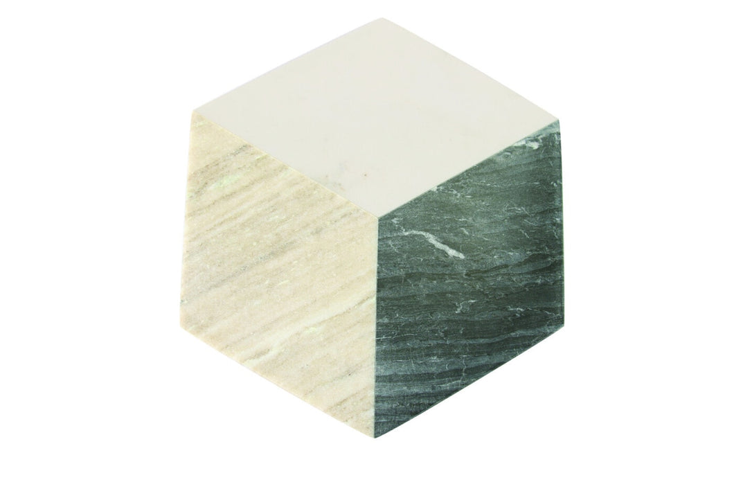 Board, Geometric Marble Hexagon