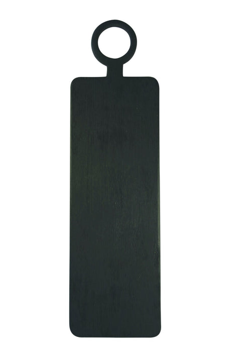 Boards, Black Mango Wood Rectangular