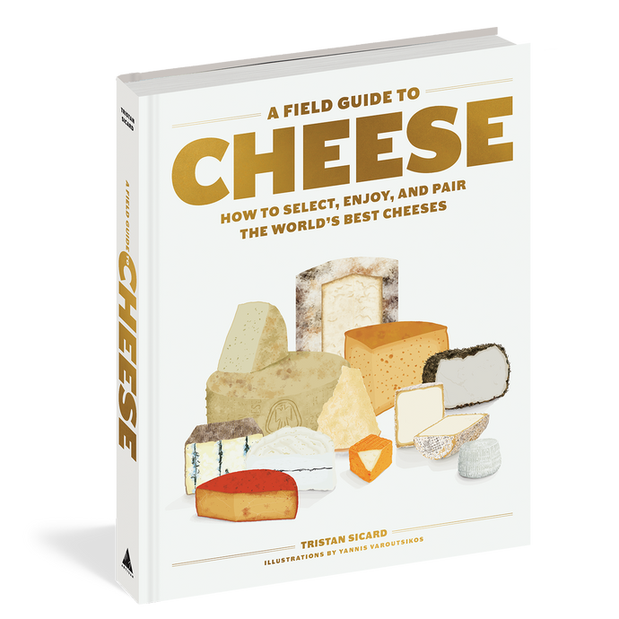 Book, Field Guide to Cheese