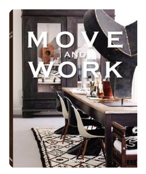 Book, Move and Work