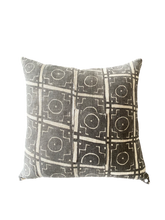 Load image into Gallery viewer, Pillow, African Textile Brown
