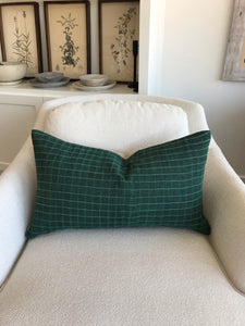Pillow, Chinese Green Hemp
