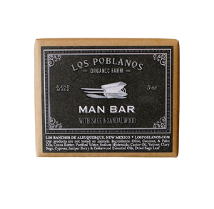 LP, Man Bar Soap