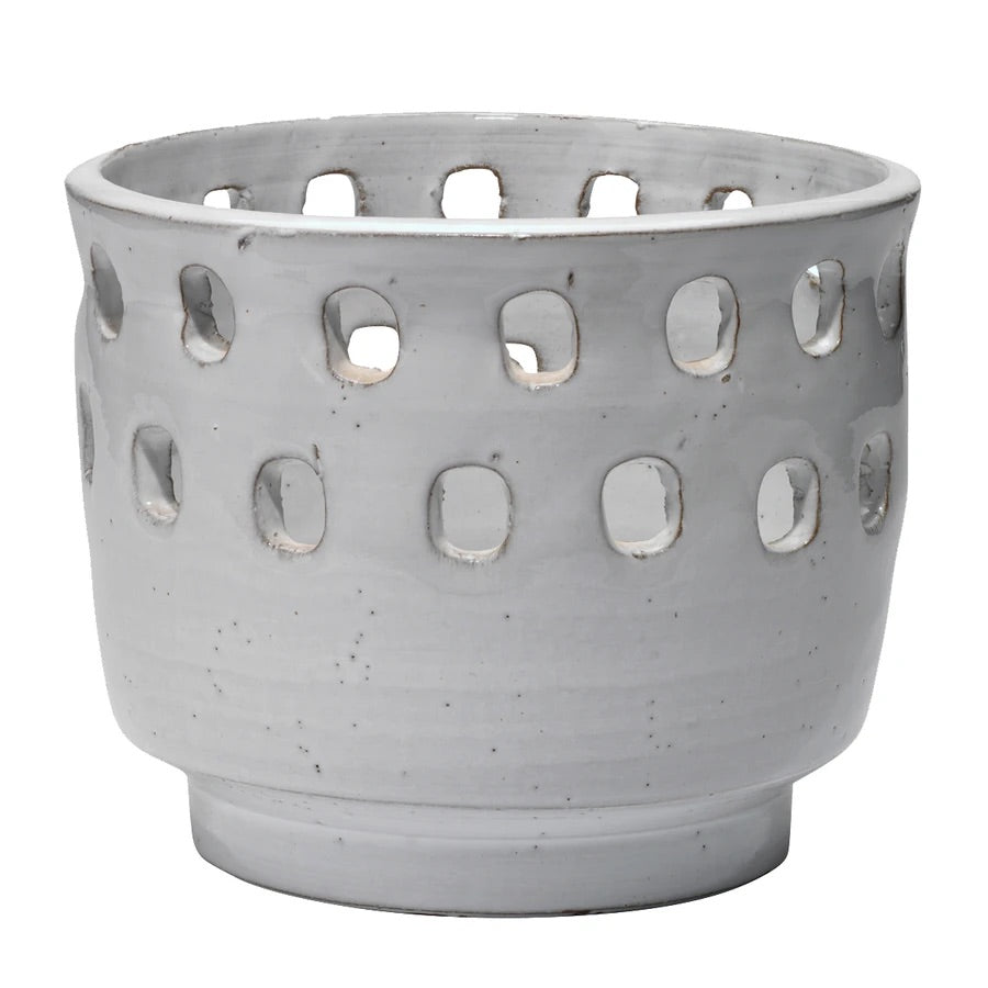 Pot, Perforated